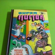 Tebeos: SUPER HUMOR -TOMO XII - 4ª EDICION 1984. Lote 277445193