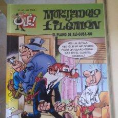 Livros de Banda Desenhada: OLÉ EL PLANO DE ALÍ-GUSA-NO N.101 MORTADELO Y FILEMON. Lote 277499458