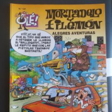 Livros de Banda Desenhada: OLÉ ALEGRES AVENTURAS N.131 MORTADELO Y FILEMON. Lote 277507203