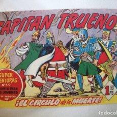 Tebeos: SUPER AVENTURAS Nº 472. EL CAPITAN TRUENO Nº 253. BRUGUERA. Lote 277512623