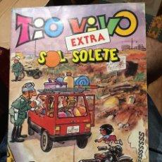 Tebeos: TÍO VIVO - EXTRA SOL SOLETE - BRUGUERA. Lote 277534218