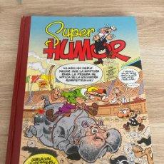 Tebeos: SUPER HUMOR MORTADELO Y FILEMON Nº 54. EDICIONES B 1ª EDICION 2012. Lote 277587468