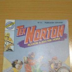 Tebeos: TEX NORTON Nº 11 BUEN ESTADO BRUGUERA. Lote 277592443