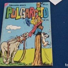 Tebeos: COMIC ( PULGARCITO. BRUGUERA, 1985. AÑO V. Nº 176. ). Lote 277661258
