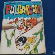 Tebeos: COMIC ( PULGARCITO. BRUGUERA, 1984. AÑO IV. Nº 154 ). Lote 277661643