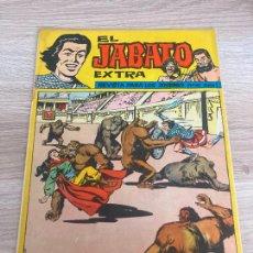 Tebeos: EL JABATO EXTRA Nº 20. ORIGINAL. BRUGUERA 1962. Lote 277697198