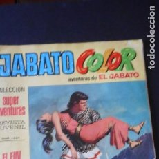 Tebeos: JABATO COLOR Nº 27 1ªEPOCA / C-1. Lote 277706303
