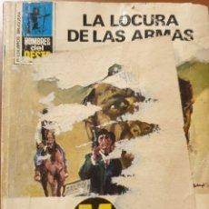 Tebeos: LA LOCURA DE LAS ARMAS. MARCIAL L. ESTEFANIA. Lote 277729213