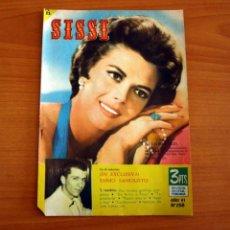 Tebeos: SISSI - REVISTA JUVENIL FEMENINA. Nº 258, NATALIE WOOD - EDITORIAL BRUGUERA AÑO 1963 - VER FOTOS..... Lote 277735083