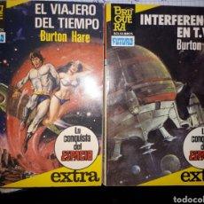 Tebeos: FUTURO EXTRA LOTE DE 2 NÚMEROS BRUGUERA. Lote 277823933