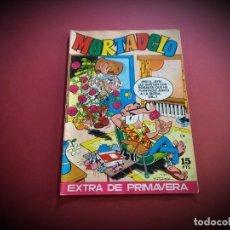 Tebeos: MORTADELO EXTRA PRIMAVERA 1971 CON EL CORSARIO DE HIERRO. Lote 278161608