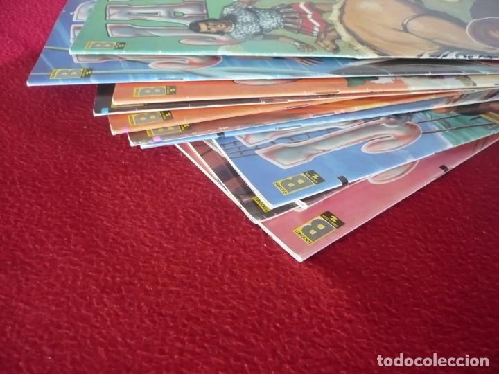 Tebeos: JABATO LOTE 11 COMICS ¡BUEN ESTADO! EDICION HISTORICA EDICIONES B - Foto 2 - 278189178