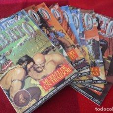 Tebeos: JABATO LOTE 11 COMICS ¡BUEN ESTADO! EDICION HISTORICA EDICIONES B. Lote 278189178