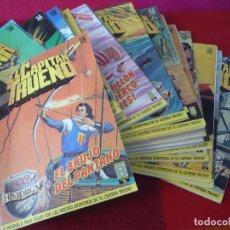 Tebeos: EL CAPITAN TRUENO LOTE 40 EJEMPLARES ¡BUEN ESTADO! EDICION HISTORICA EDICIONES B. Lote 278189573