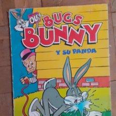 Tebeos: BUGS BUNNY Y SU PANDA. COMBINADO DE RISAS. 1.ª EDICIÓN, 1983. BRUGUERA.. Lote 278206048