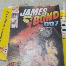 Tebeos: JAMES BOND 007 - Nº 1 Nº 45 COLECCION SUPERIOR - OPERACIÓN DIABLOS DE LA JUNGLA - BRUGUERA. Lote 278209273