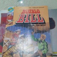 Tebeos: BUFALO BILL - Nº 3 Nº 17 COLECCION SUPERIOR - CIENCARAS - BRUGUERA. Lote 278209743