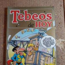 Tebeos: COMIC DE TEBEOS DE HOY Nº 9. Lote 278235358
