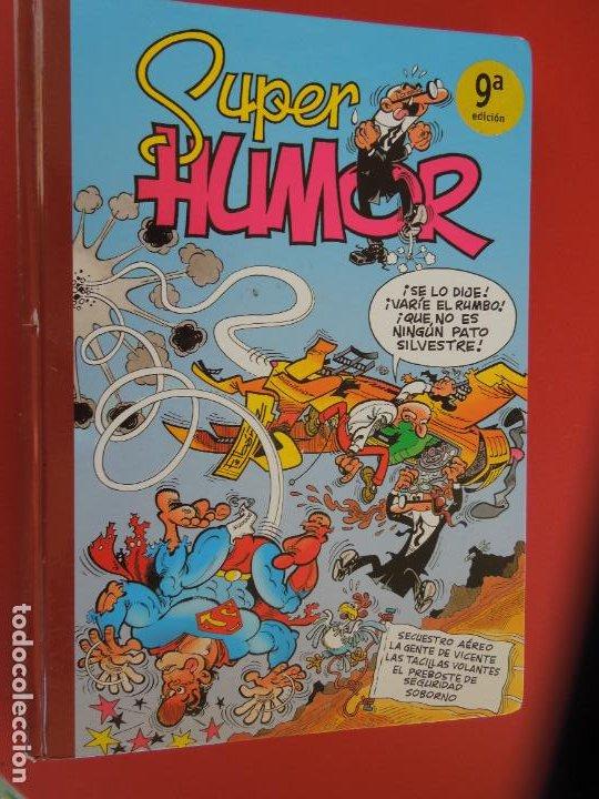 SUPER HUMOR Nº 11 MORTADELO Y FILEMON . EDC- B 2012 (Tebeos y Comics - Bruguera - Super Humor)