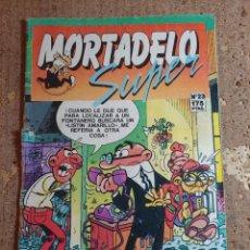 Tebeos: COMIC DE MORTADELO SUPER DEL AÑO 1988 N º 23. Lote 278236448