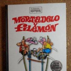 Tebeos: COMIC TOMO CLASICOS DEL HUMOR MORTADELO Y FILEMON III EDICION ESPECIAL COLECCIONISTAS. Lote 278378613