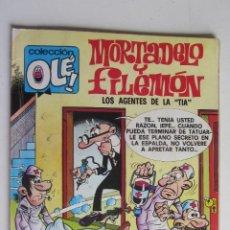 Tebeos: OLE ! MORTADELO Y FILEMON Nº 124-M13 EDICIONES B . ARX120. Lote 278390413