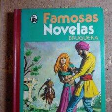 Tebeos: COMIC TOMO DE FAMOSAS NOVELAS BRUGUERA Nº XII. Lote 278393113