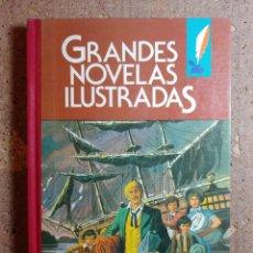 Tebeos: COMIC TOMO DE GRANDES NOVELAS ILUSTRADAS Nº 5. Lote 278394568