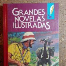 Tebeos: COMIC TOMO DE GRANDES NOVELAS ILUSTRADAS Nº 2. Lote 278394658