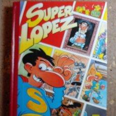 Tebeos: COMIC TOMO DE SUPER LOPEZ Nº 3. Lote 278394838