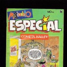 Tebeos: MORTADELO - ESPECIAL COMETA HALLEY - Nº 199 - BRUGUERA -. Lote 278532648