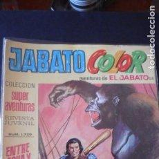 Tebeos: JABATO COLOR Nº 58 2ª ÉPOCA / C-3. Lote 278570888