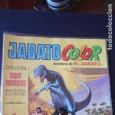 Tebeos: JABATO COLOR Nº 37 2ª ÉPOCA / C-3. Lote 278571048