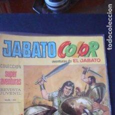 Tebeos: JABATO COLOR Nº 11 2ª ÉPOCA / C-1. Lote 278571228