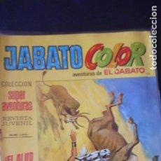 Tebeos: JABATO COLOR Nº 115 1ª ÉPOCA / C-1. Lote 278571348