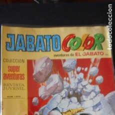 Tebeos: JABATO COLOR Nº 196 1ª ÉPOCA / C-1. Lote 278571473