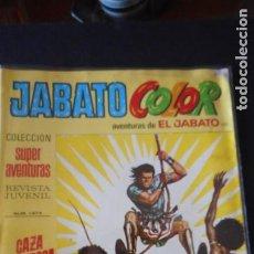 Tebeos: JABATO COLOR Nº 197 1ª ÉPOCA / C-1. Lote 278571603