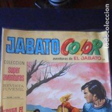 Tebeos: JABATO COLOR Nº 198 1ª ÉPOCA / C-1. Lote 278571713