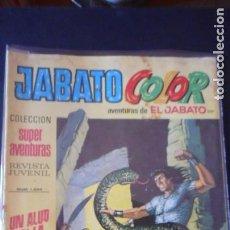Tebeos: JABATO COLOR Nº 207 1ª ÉPOCA / C-1. Lote 278571838