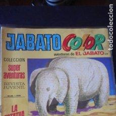 Tebeos: JABATO COLOR Nº 208 1ª ÉPOCA / C-1. Lote 278571943