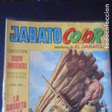 Tebeos: JABATO COLOR Nº 210 1ª ÉPOCA / C-1. Lote 278572053