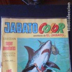 Tebeos: JABATO COLOR Nº 211 1ª ÉPOCA / C-1. Lote 278572198
