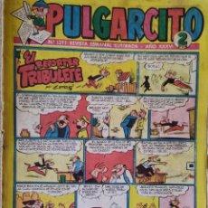Tebeos: PULGARCITO, Nº 1311 - BRUGUERA 1956. Lote 278580883