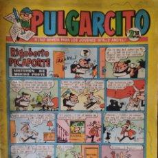 Tebeos: PULGARCITO, Nº 1567 - BRUGUERA 1956. Lote 278581273
