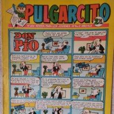 Tebeos: PULGARCITO, Nº 1606 BRUGUERA 1962 - MUY BUEN ESTADO.. Lote 278581613