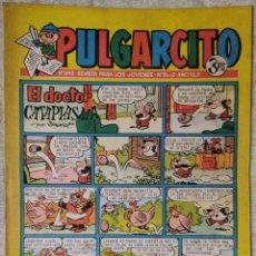 Tebeos: PULGARCITO, Nº 1648 - BRUGUERA 1962. Lote 278582428