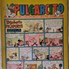 Tebeos: PULGARCITO, Nº 1650 - BRUGUERA 1962. Lote 278582558