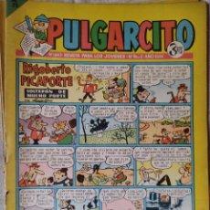 Tebeos: PULGARCITO, Nº 1665 - BRUGUERA 1963. Lote 278582708