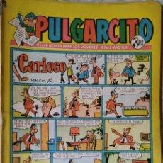 Tebeos: PULGARCITO, Nº 1679 - BRUGUERA 1963. Lote 278583083