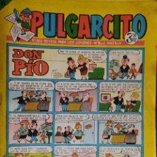 Tebeos: PULGARCITO, Nº 1692 - BRUGUERA 1963. Lote 278583203